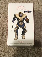 2019 Hallmark Keepsake Marvel Avengers Endgame Thanos Ornament
