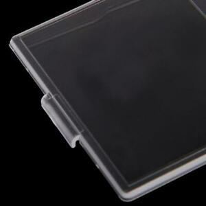Protector Hard LCD Monitor Cover Screen For Nikon D7000 SLR DSLR Camera BM-11