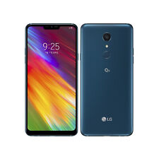 LG Q9 Blue 64GB - GSM Unlocked Smartphone Verygood Condition Single SIM