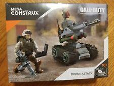 Mega Construx Call Of Duty Drone Attack Collector Construction Set 88 Pcs New!