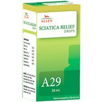 Allen A29 Sciatica Relief Drop, 30 ml, free shipping