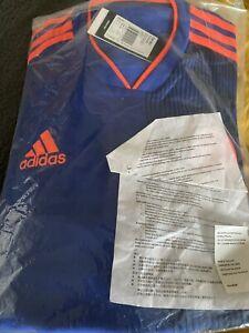 2018-2019 Colombia Away Adidas Football Shirt Size Small