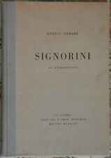 TELEMACO SIGNORINI - catalogo 1926