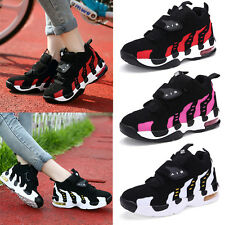 Mens Ladies Air Shock Absorbing Running Trainers GYM Walking Sports Shoes Size