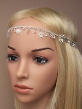 Mixed Metals Chain Costume Hair & Head Jewellery