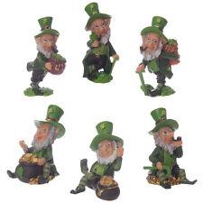 Fun Collectable Lucky Irish Ireland Leprechaun World Figurines