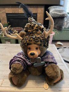 Robert Raikes Bears Limited Edition Oberon 26/250 Rare