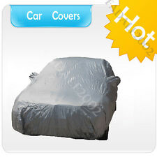 Outdoor Indoor Waterproof Universal Car Cover Heavy Duty Cotton Lined FCC0P