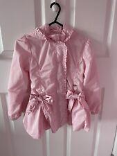 Adee Pink Girls Jacket Coat Raincoat Stunning Style Age 6
