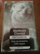 Keith Richards Crosseyed Heart Cassette Ltd to1000 the rolling stones instock