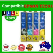 4 Ink Cartridge T220XL T2201 220 XL for Epson WF2630 2650 2660 XP420 220 320 424