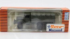 Roco 461 1:87 Minitanks M54 A2 Five Ton 6x6 Cargo Truck