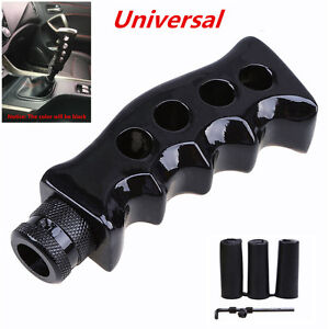 Universal Gun Grip Knife Handle Manual Transmission Car Gear Shift Knob Shifter