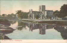 Haddington St mary's church 1904 GWW
