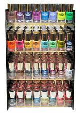 32 Piece Vibrant Color Nail Lacquer (Glitter, Metallic, Neon, Nail Polish) Set