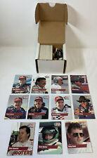 1991 Pro Set Racing cards FULL COMPLETE SET #1-143 ~ NASCAR