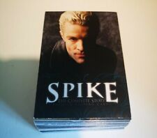 Spike from Buffy The Vampire Slayer Inkworks - 2005 COMPLETE BASE SET 72 cards