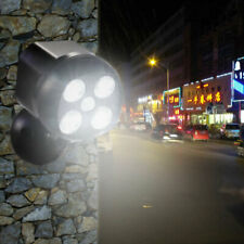 Motion Sensor LED Light IP65 Waterproof Outdoor Security Lights Battery Operated
