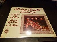 Gladys Knight & The Pips It Hurt Me So Bad Vinyl Record LP - 1973 - Springboard