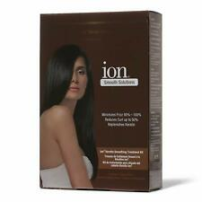 Ion Keratin Smooth Solutions Smoothing Keratin Treatment Kit New in box