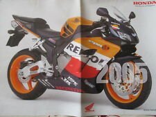 CATALOGUE MOTO : HONDA : GAMME 2005