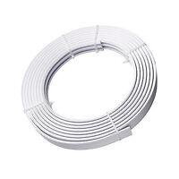 Speedy Streamline PVC Coiled Curtain Track Sets-  350cm/500cm Sizes