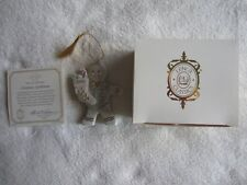Lenox: 2003 3 1/2 Inch Christmas Gentleman Ornament