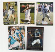 1995 Steve McNair Rookie Lot of 5 Cards