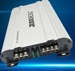 Audiobank Monoblock 5000W Amp Class D 1OHM Car Audio Stereo Amplifier P5000X1D