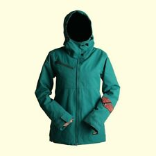 RIDE Snowboard Women's CHERRY Snow Jacket - Teal - Size XSmall  - NWT