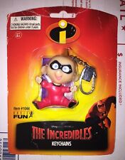The Incredibles Jack Jack Keychain Disney/Pixar Film (Please Read Description)