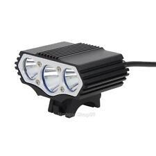12000LM 3x CREE XM-L T6 LED Cycling Head Front Bicycle Light Bike Lamp Headlight