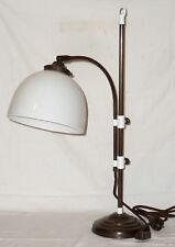 Nostalgie Schreibtischlampe Tischleuchte Tischlampe Leuchte 60cm Lampe Leuchter