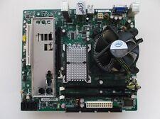 Intel DG31PR D97573-302 Socket 775 placa base con doble núcleo E1200 CPU de 1.60 GHz