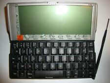 Rare FRENCH LANGUAGE PSION 5MX PDA  with stylus fully working