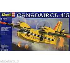 Revell Canadair Bombadier Cl-415 1 72 Assembly Kit Fixed-wing Aircraft - ai Jy7v