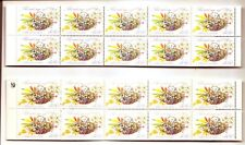 Australia 1992 Greetings Thinking of You 2 Booklets Scott 1234a Sg Sb77 1318a