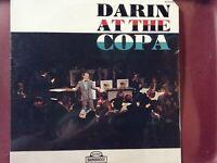 Bobby Darin LP Darin At The Copa  BAINBRIDGE BT-6220  Rare  (1960 Pressing) NEW