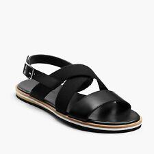 Want Les Essentiels Jobim Sandal Men's Sandals Black Cord/Black : US 8 M  EU 39
