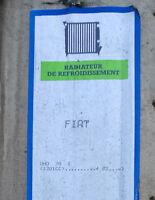 DESTOCKAGE ! radiateur VALEO FIAT UNO duna 70 TA388