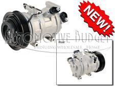 A/C Compressor w/Clutch for Acura MDX ZDX Honda Odyssey Pilot & Ridgeline - NEW
