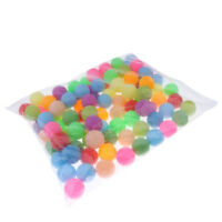 100pcs  Pong TABLE TENNIS Balls / Beer Pong / Assorted Color Cat Balls