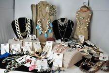 Brand New Mixed Lot of 20 Pc Fashion Jewelry - Necklaces, Earrings & More.