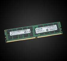 16 GB Crucial 288-pin RDIMM (ct16g4rfd4213), pc4-17000r (ddr4-2133). REG ECC
