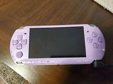 Sony PSP 3000 Hannah Montana Entertainment Pack Lilac Handheld System