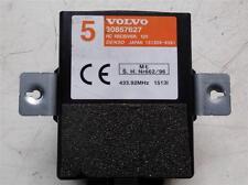 2002 Volvo S40 2.0 petrol receiver module 30857627