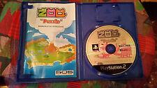 ZOO PUZZLE - GIOCO PS2 PLAYSTATION 2 COMPLETO ITALIANO