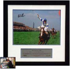 Bob Champion & Aldaniti – Signed & Framed 1981 Grand National Print