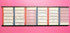 NSM 240-I JUKEBOX part for sale:  ONE SONG STRIP BOARD for 30 RECORDS / 60 sides