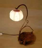 Lampe Hanji Traditionnelle Corée Fabrication Artisanale Eclairage Zen CYGNE